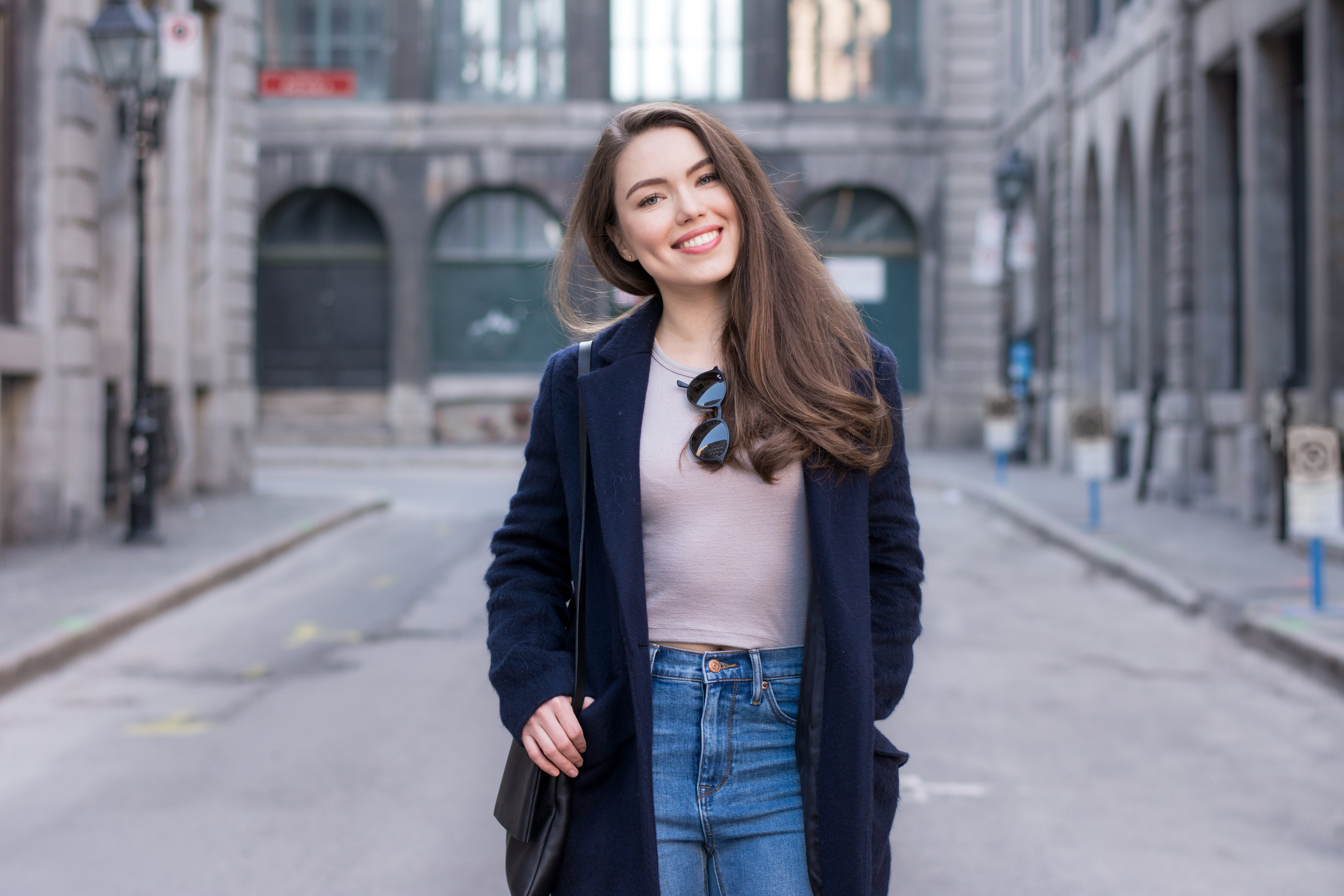 Meet My Favourite Montreal Fashion Blogger, Yulia Ivanova